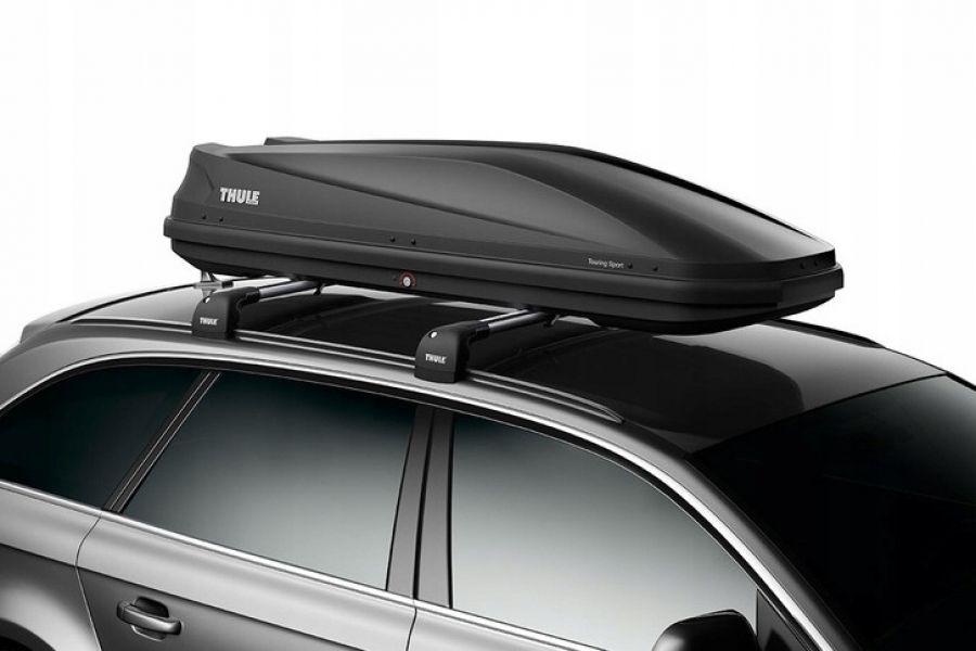 BOX-dachowy-bagaznik-na-dach-THULE-TOURING-S-300L-System-montazu-wymagany-adapter